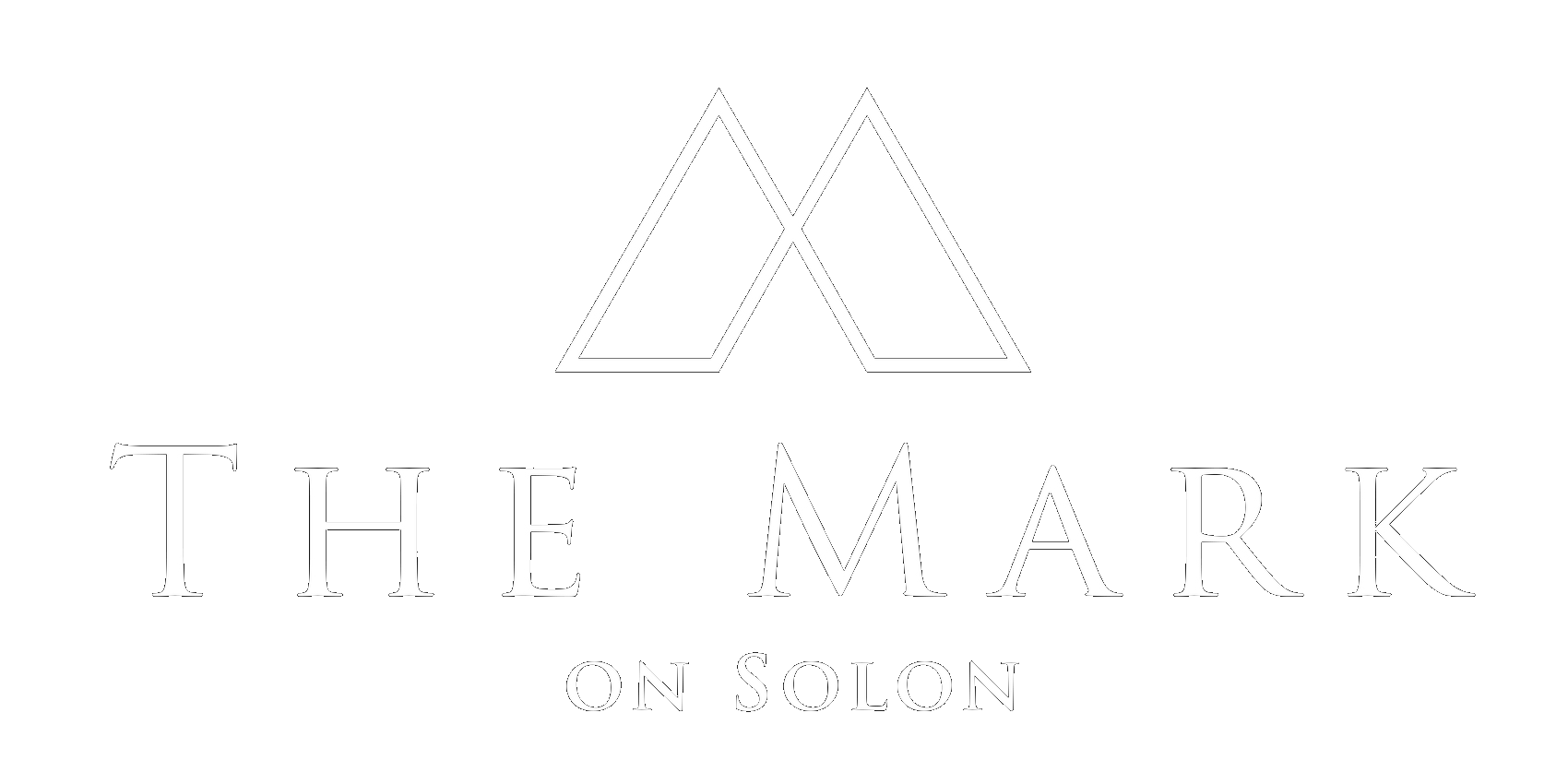 The Mark on Solon Logo